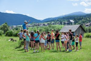 Spiele Klassenfahrt Österreich