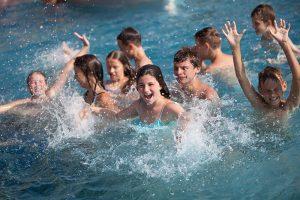 Wasserspaß Sommersportwoche