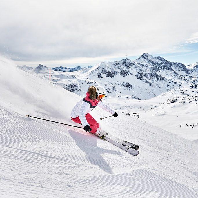 Skifreizeit Österreich