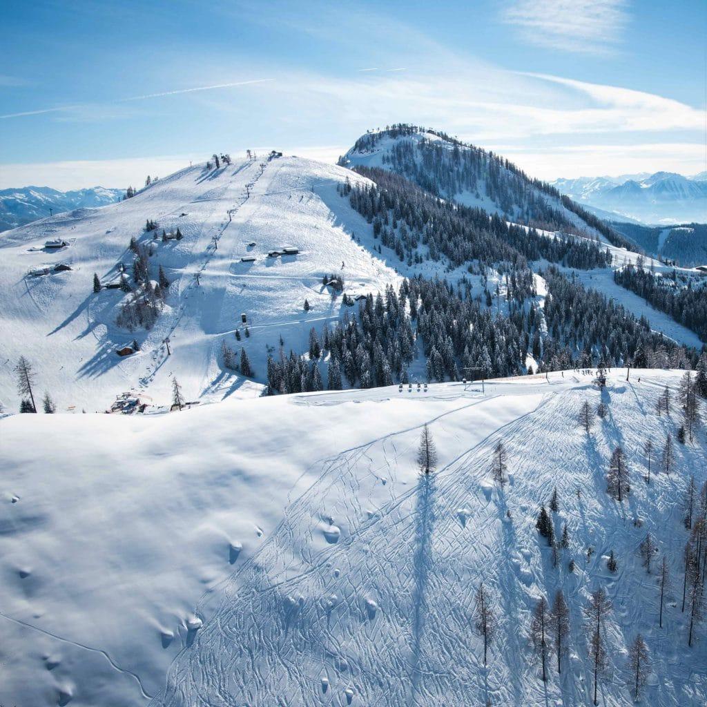 Winterregion Werfenweng